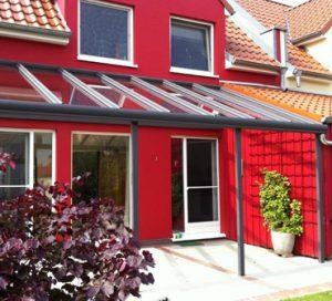 Döscher Tischler Terrasse Dach
